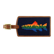 Smathers and Branson Luggage Tag - Lake Trout