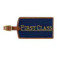 Smathers and Branson Luggage Tag -  First Class