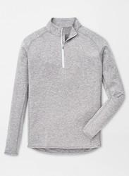 Peter Millar Sydney Stretch Pullover - Smoke