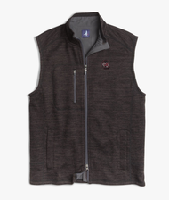 Johnnie-O University of South Carolina Tahoe Vest - Black