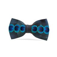 Brackish Bow Tie - Abalone