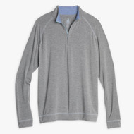Johnnie-O Collier 1/4 Zip - Meteor