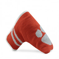 Smathers and Branson Needlepoint Putter Cover - Clemson