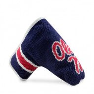 Smathers and Branson Needlepoint Putter Cover - Ole Miss