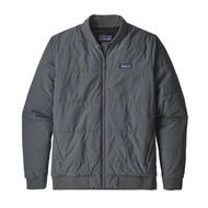 Patagonia Men's Zemmer Bomber Jacket - Forge Grey