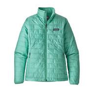 Patagonia Women's Nano Puff® Jacket - Vjosa Green