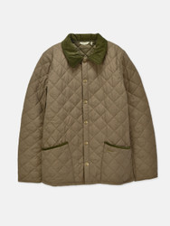Barbour Bridle Quilted Jacket - Clay