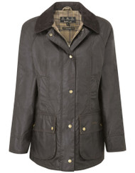 Barbour Classic Beadnell Wax Jacket - Rustic