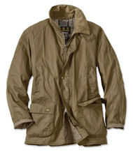 Barbour Mens Lightweight Ashby Wax Jacket - Sand