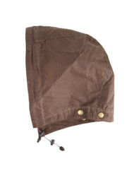Barbour Lightweight Wax Hood - Sand