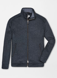 Peter Millar Westport Wool/Cashmere Jacket - Glacier Grey