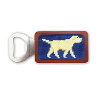 Smathers and Branson Bottle Opener - Yellow Lab