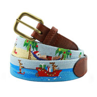 Smathers and Branson Tropical Christmas Belt