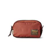 Filson Ballistic Nylon Travel Pack - Rusted Red