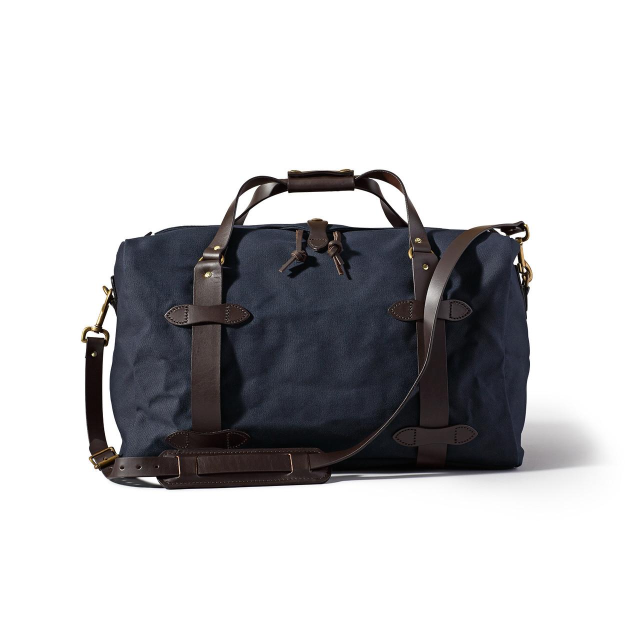 43af4e680299 Filson Small Duffle Bag - Navy - Craig Reagin Clothiers