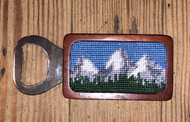 Smathers and Branson Bottle Opener - Tetons