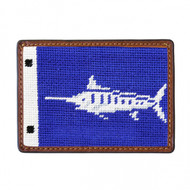 Smathers and Branson Card Wallet - Sportfishing Flag