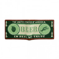 Smathers and Branson Bifold Wallet - Beer Money
