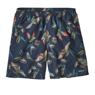 "Patagonia Men's Baggies™ Longs 7"" - Parrots: Stone Blue"