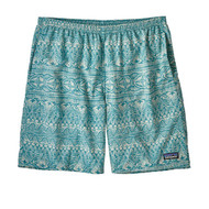 "Patagonia Men's Baggies™ Longs 7"" - Tradewinds: Mako Blue"