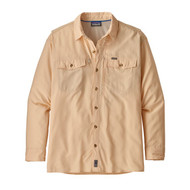Patagonia Men's Long-Sleeved Sol Patrol® II Shirt - Light Peach Sherbert