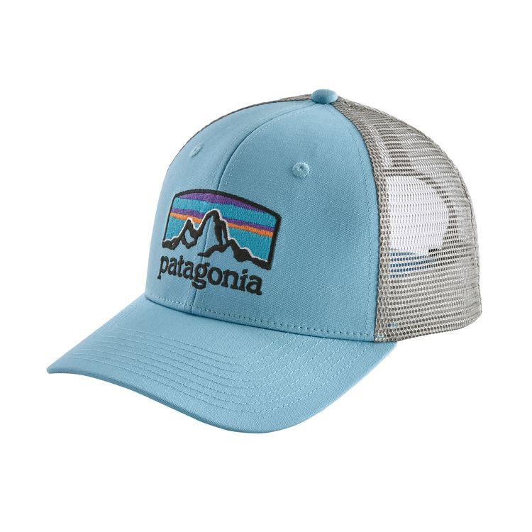 f7de467c Patagonia Fitz Roy Horizons Trucker Hat - Break Up Blue. $29.00. Image 1.  Image 1. Click to enlarge