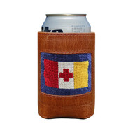 Smathers and Branson Needlepoint Coozie - Kappa Alpha Order