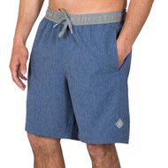 Free Fly Men's Hydro Shorts - Heather Navy