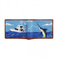 Smathers and Branson Offshore Fishing Bi-Fold Wallet