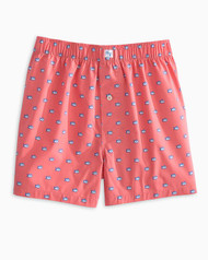 Southern Tide Skipjack Boxer - Rouge Red
