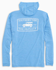 Southern Tide Coastal Lifestyle Performance Tee - Ocean Channel