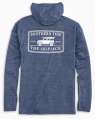 Southern Tide Coastal Lifestyle Performance Tee - Yacht Blue