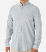 Free Fly Sullivan's Button Down - Chambray Blue Dusk