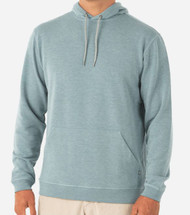 Free Fly Fleece Hoodie - Heather Marine