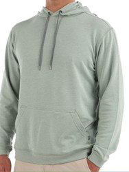 Free Fly Fleece Hoodie - Heather Marsh