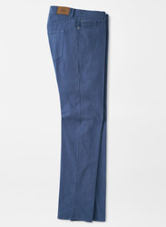 Peter Millar Ultimate Sateen Stretch Five-Pocket Pant - Navy