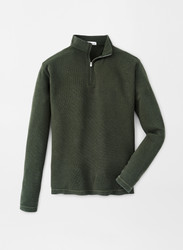 Peter Millar Mountainside Sun Washed Sweater - Valley Green