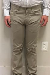 Profilo Calvin 5 Pocket Pant - Khaki
