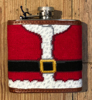 Smathers and Branson Flask - Santa