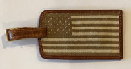 Smathers and Branson Luggage Tag -  Armed Forces Flag