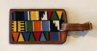 Smathers and Branson Luggage Tag - Mayan Pattern