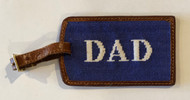 Smathers and Branson Luggage Tag - Dad - Royal