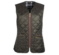 Barbour Icons Betty Interactive Liner - Sage