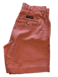 Craig Reagin Stage Shorts - Palm Red