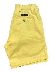 Craig Reagin Stage Shorts - Yellow