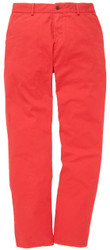 Southern Proper Campus Pant - Rust Red