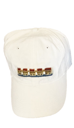 Smathers and Branson Custom Craig Reagin Lake Murray Hat - White