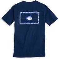 Southern Tide Original Skipjack T-Shirt - Yacht Blue