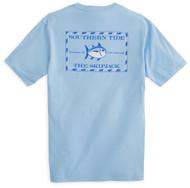 Southern Tide Original Skipjack T-Shirt - True Blue