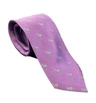 Palmetto Solid Tie - Lilac
